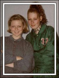 Pubertje Llewella met Fokster melonovy