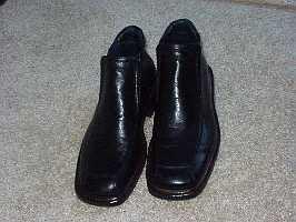 Nieuwe schoenen zwart :)