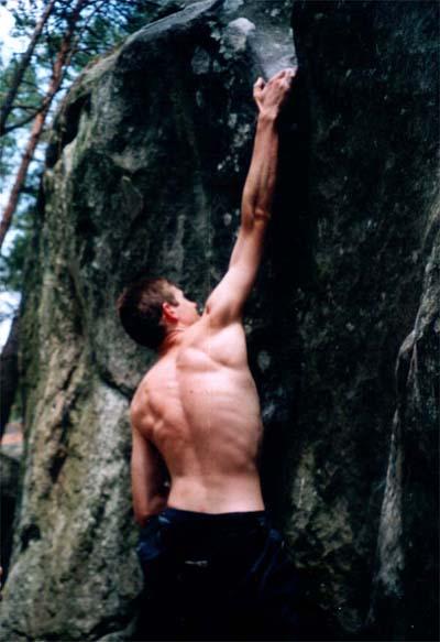 Tel de ribben en de spieren