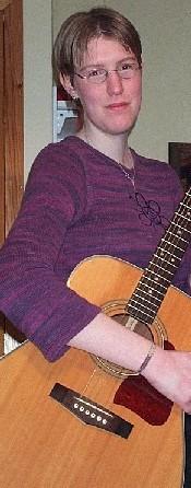 raar met gitaar