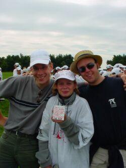 Ich, Dr.Snuggels und Maud