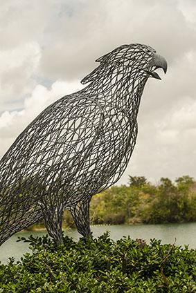 Sculptuur in Miami