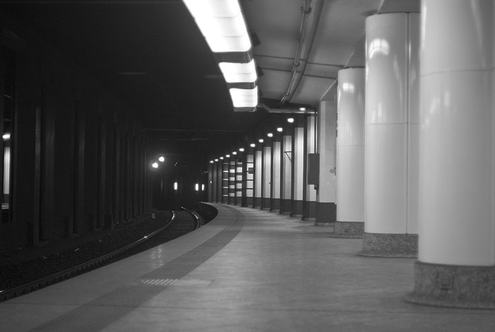 metro brussel