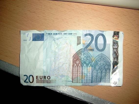 20 euro.