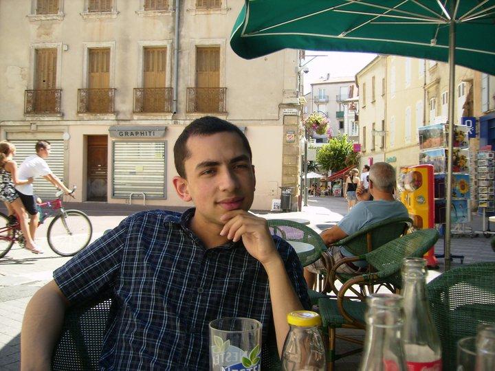 Vakantie in Frankrijk :P