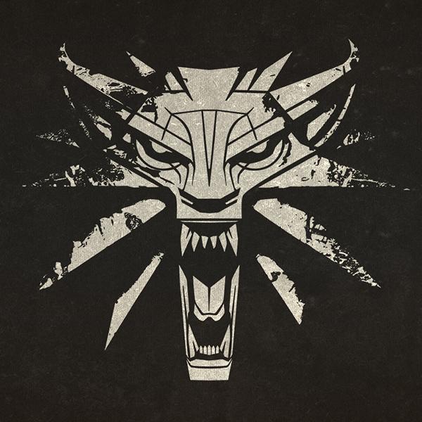 Witcher 3 b-w
