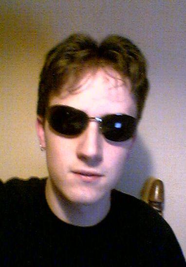 Nieuwe zonnebril :-)