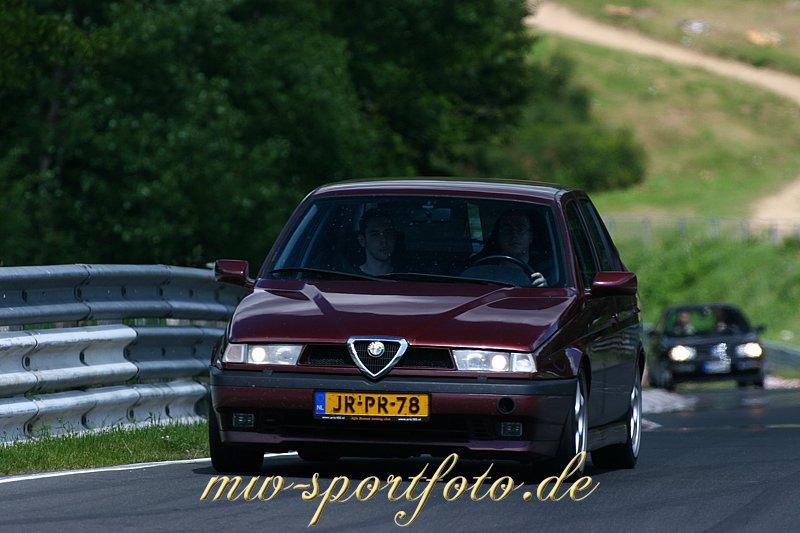 Alfa 155 @ Ring
