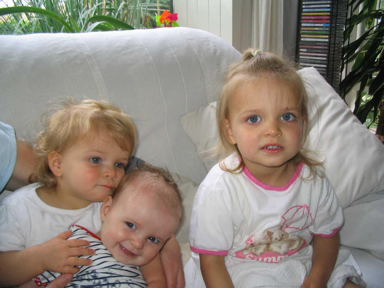 Drie zusjes...