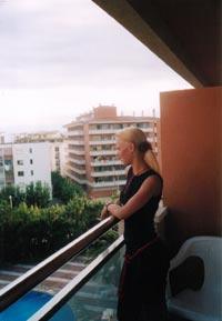 Zomer 2002 in Spanje