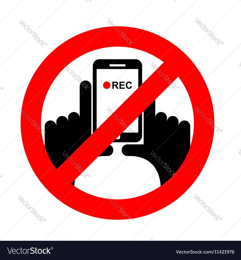 Stop vertical video's