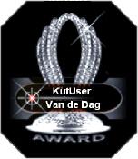KutUser Award ingebracht door: MadMatt