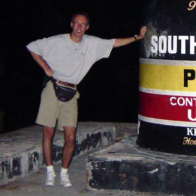 Ikke in Key West