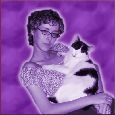 Ik en de kat