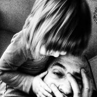 Mijn oudste dochter en ik