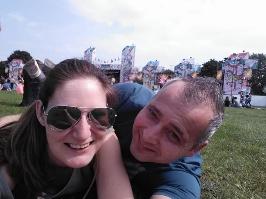 Mijn vrouw en ik