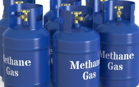Methane Gas is Alternative to Smoking