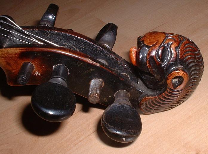 vioolkrul
