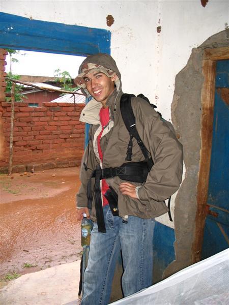 Arjan in Kenia
