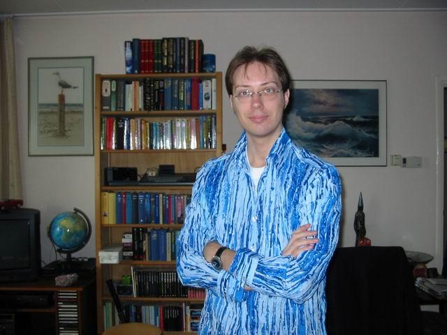 19 mei 2003 nieuw shirt