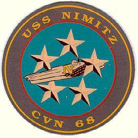 Nimitz Flag