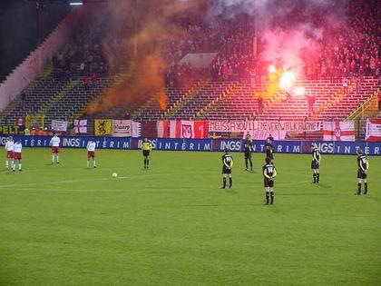kippevel moment op R. Antwerp FC