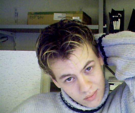 Dit was ik op mn werk ... tijdje geleden