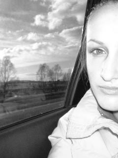 Ik met wolkjes :)