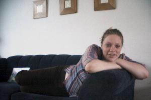 Mijn lieve vriendin, Heleen.
