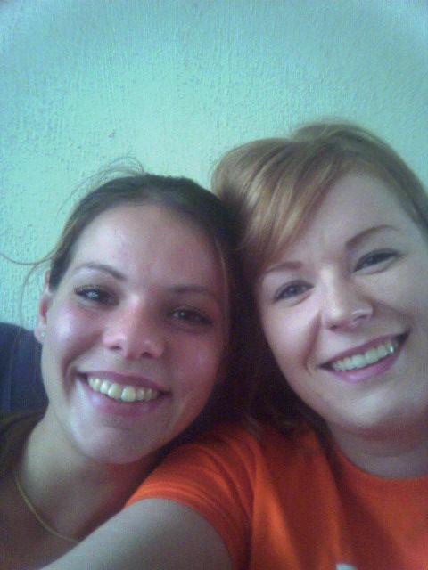 ik met mijn vriendin Raechel