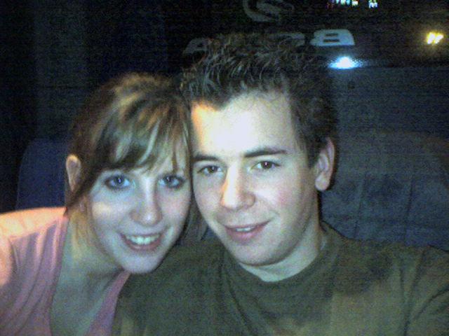 Daniel en ik