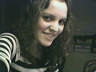 20-11-2003, nieuw kapsel :)