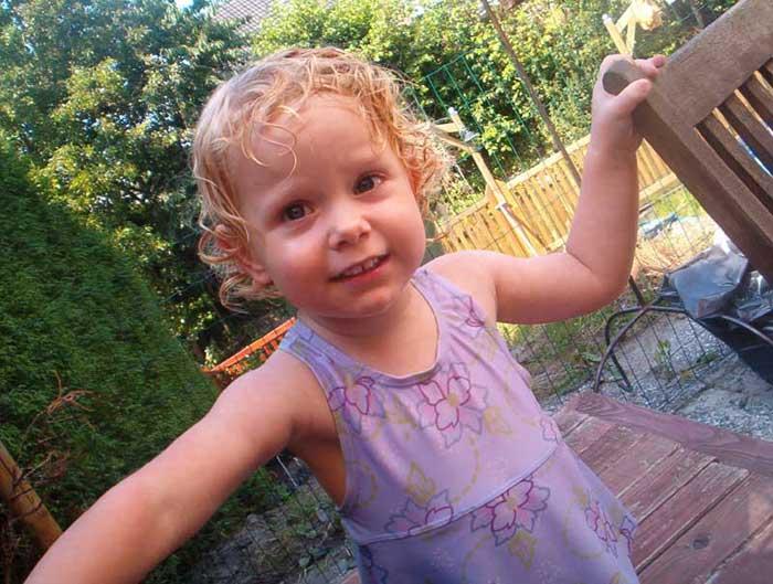 Mijn lieve nichtje Jasmijn