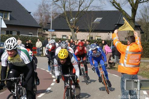 2006 Dorpenomloop Rucphen (met gele helm)