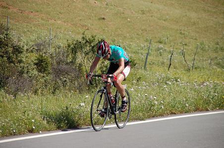 2007 Ronde van Sardinië - individuele tijdrit