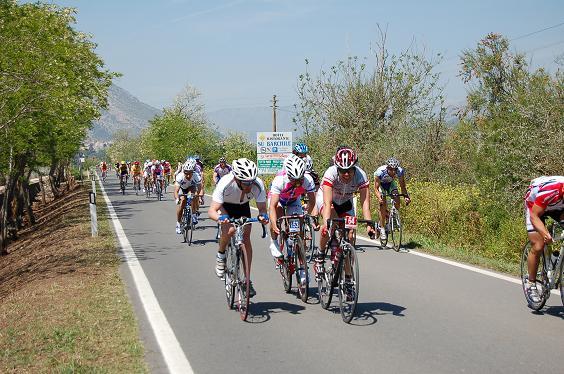 2007 Ronde van Sardinië - finish 4e etappe