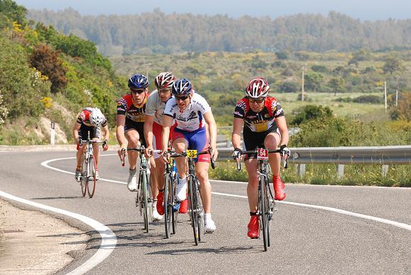 2007 Ronde van Sardinië - ploegentijdrit