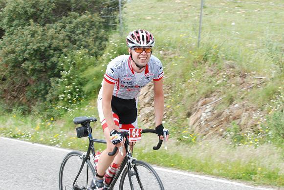 2007 Ronde van Sardinië - bergetappe