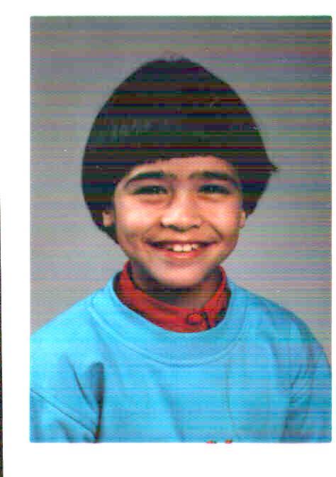 toen ik klein was