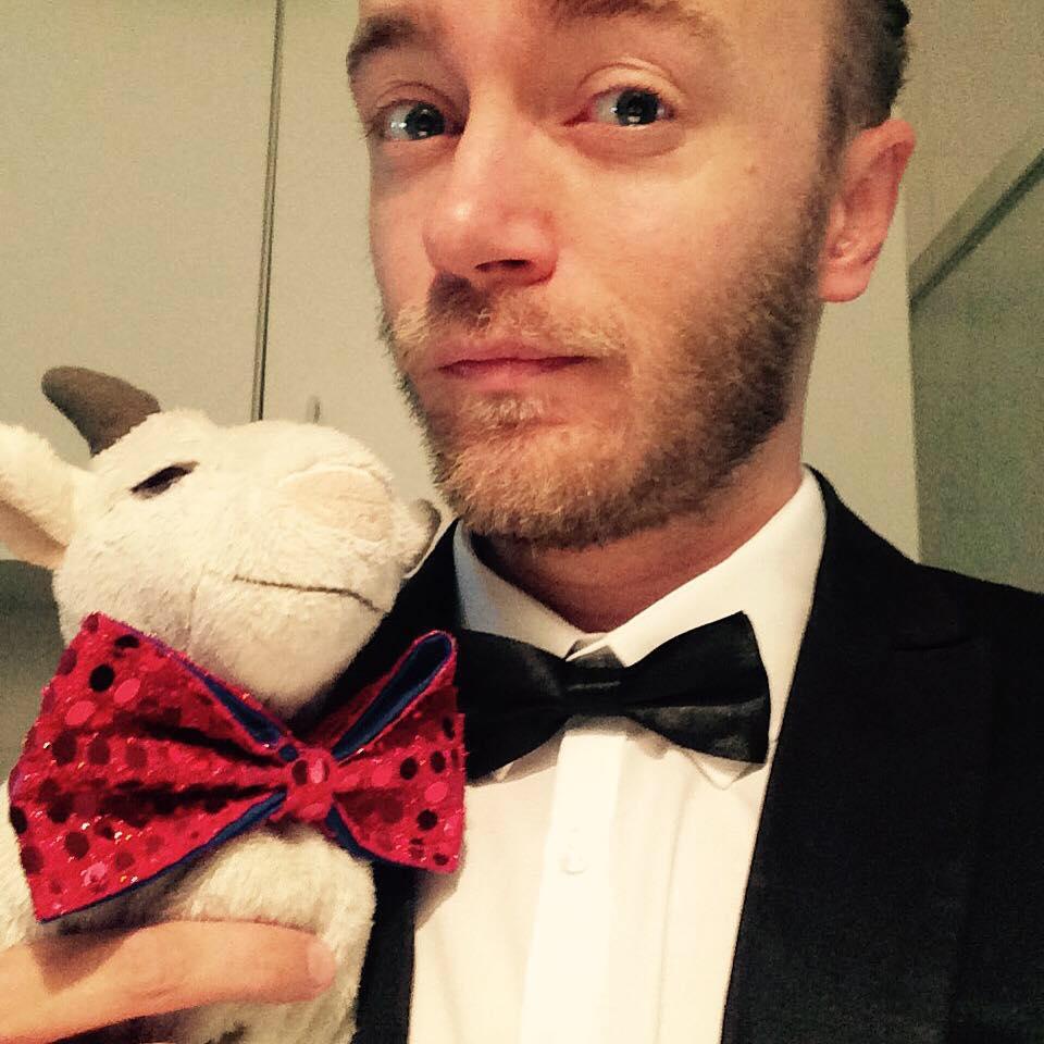 Mr Bond & Mr Goaty