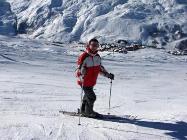 Skien! in Val Thorens