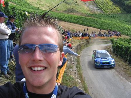 26-09-2005 WRC Duitsland
