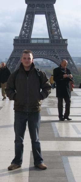 3-12-2005 Parijs