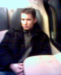 wazig in de trein