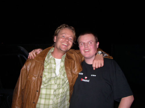 Ik en Gijs Staverman (2002)