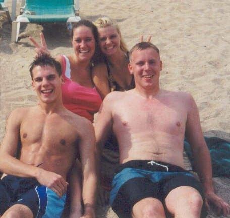 vakantie foto calella 2002