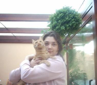 ik en mijn Misy
