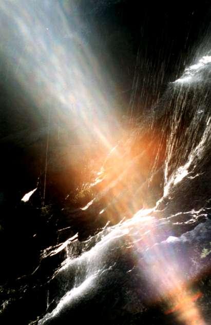Uchan Su waterval op de Krim