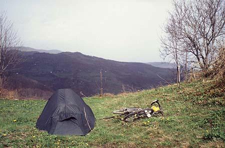 Wildkampere in Joegoslavië