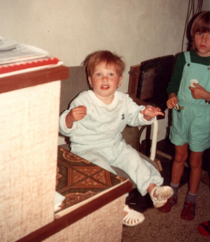 Ik in 1984